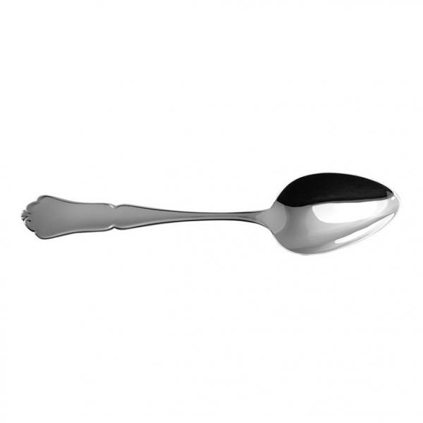 Ложка десертная из серебра 830 пробы 110106