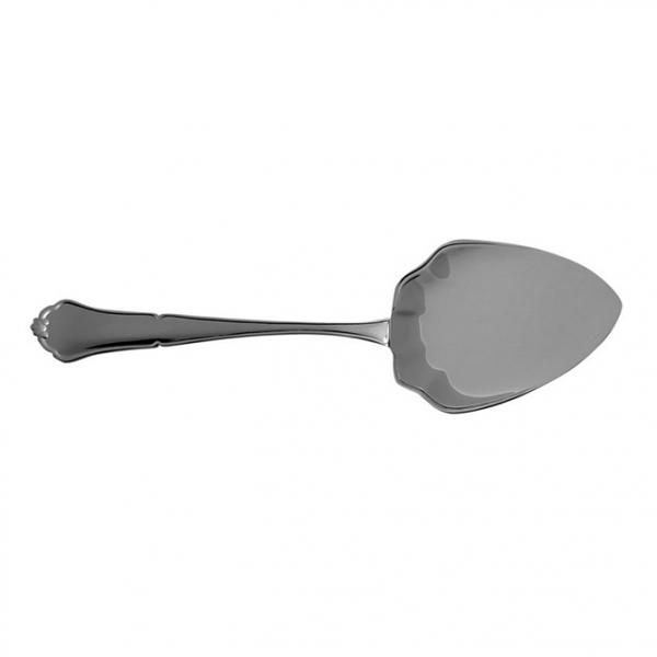 """Лопатка """"Чип"""" для торта из серебра 830 пробы 110127"""