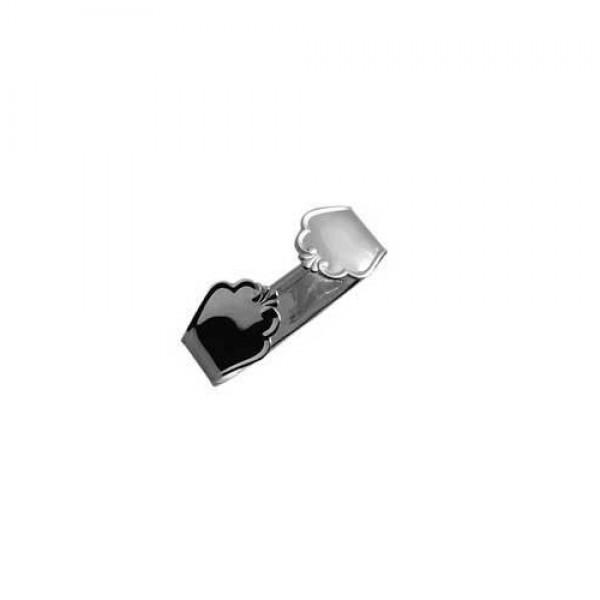 """Салфетница """"Чип"""" из серебра 830 пробы 110183"""