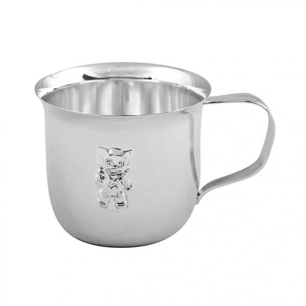 Детская чашка из серебра 925 пробы 17211923