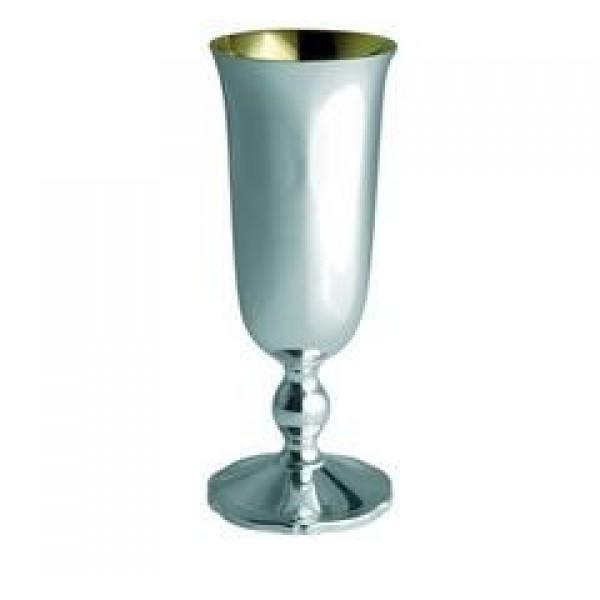 Бокал для шампанского из серебра 925 пробы 27104953