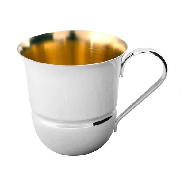 Детская чашка из серебра 925 пробы 27211099