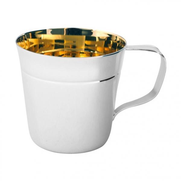 Детская чашка из серебра 925 пробы 27216492