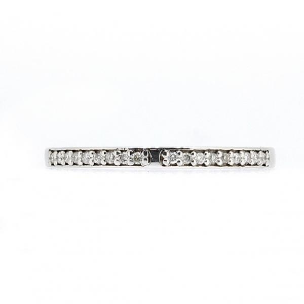 Ювелирное кольцо из белого золота 585 пробы с бриллиантами RD-6739w