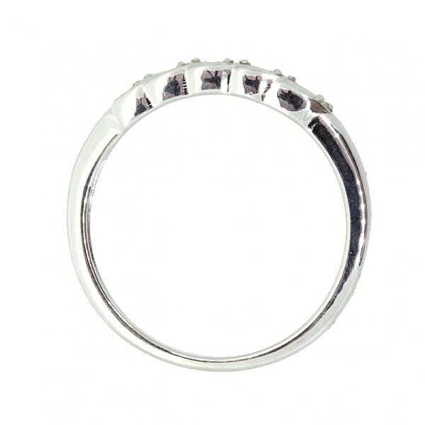 Ювелирное кольцо из серебра 925 пробы с бриллиантами RD-565Ag